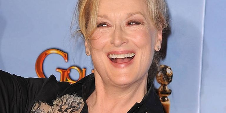 Meryl Streep's Advice to Women: Don't Worry So Much About Your Weight