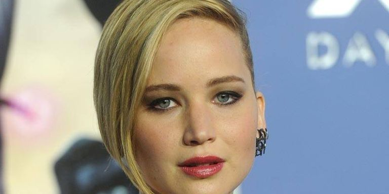 Jennifer Lawrence Insists She's Not the Sexiest Woman in the World