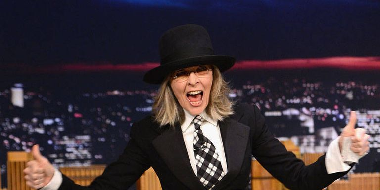 Diane Keaton Has Some Brilliant Thoughts on Aging