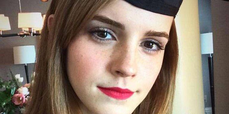 Emma Watson Is Now an Ivy League Graduate