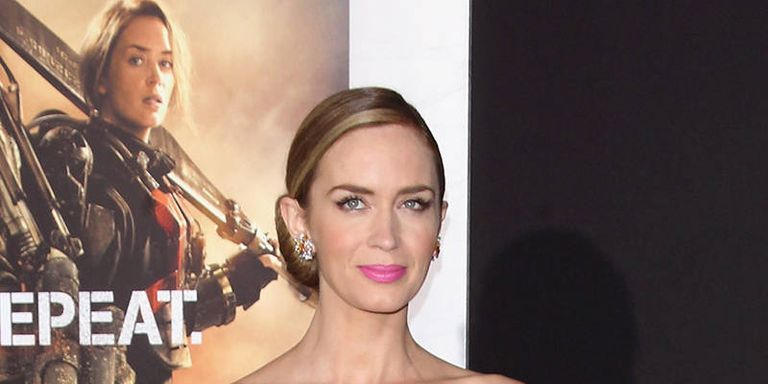 Emily Blunt Just Broke a Red Carpet Record