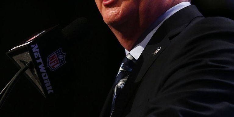 The NFL's Roger Goodell Is Still Condoning Violence Against Women