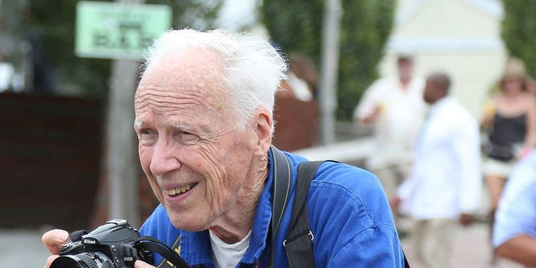 Rare Insights from Bill Cunningham, the Man Who Invented Street Style