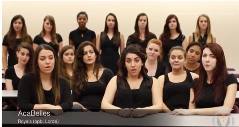"This a Cappella Version of Lorde's ""Royals"" Gives Us Chills"