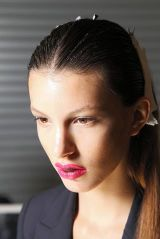 PRABAL GURUNG SPRING 2012 RTW BEAUTY 001