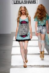 leila shams spring 2013 ready-to-wear photos