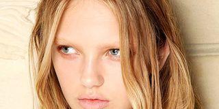 Hakaan SPRING 2012 RTW beauty 001