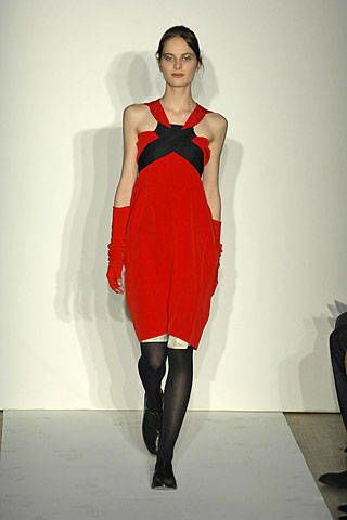 Zero Maria Cornejo Fall 2008 Ready-to-wear Collections - 003