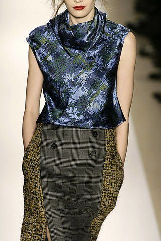 Peter Som Fall 2008 Ready&#45&#x3B;to&#45&#x3B;wear Detail &#45&#x3B; 003
