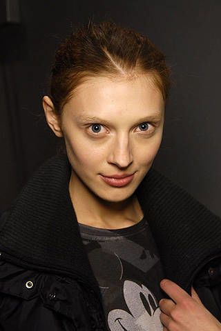 Narciso Rodriguez Fall 2008 Ready-to-wear Backstage - 003