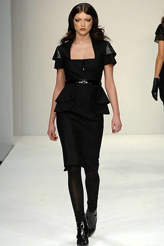 Gavin Douglas Fall 2008 Ready-to-wear Collections - 003