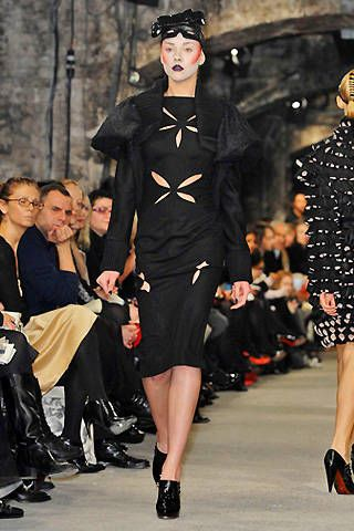 Nathan Jenden Fall 2008 Ready-to-wear Collections - 003