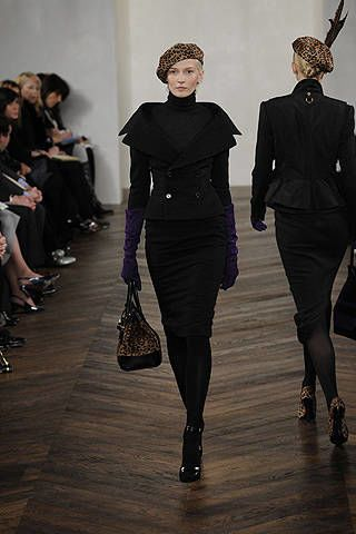 Ralph Lauren Fall 2008 Ready-to-wear Collections - 003