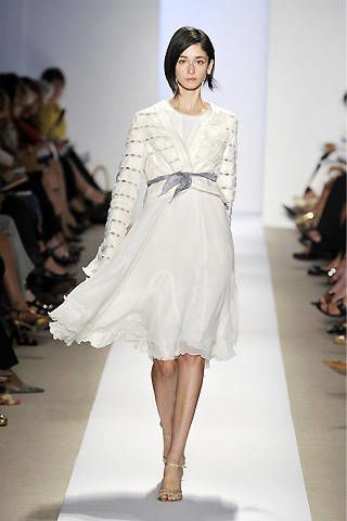 Dennis Basso Spring 2009 Ready-to-wear Collections - 003