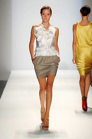 Terexov Spring 2009 Ready-to-wear Collections - 003