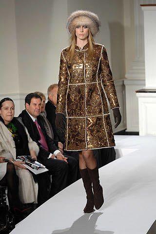 Oscar De La Renta Fall 2008 Ready-to-wear Collections - 003