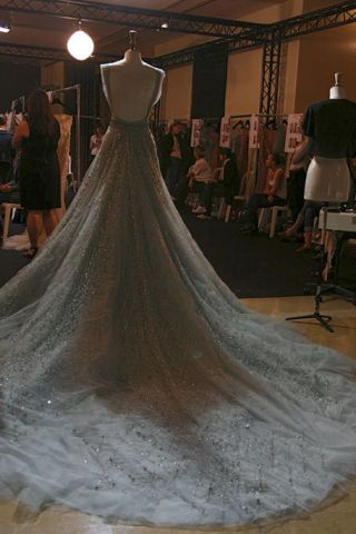 ELIE SAAB FALL 2011 HAUTE COUTURE BACKSTAGE 002