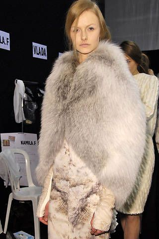 Giambattista Valli Fall 2008 Ready-to-wear Backstage - 003