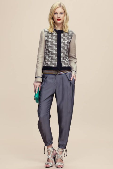 DEREK LAM RESORT 2012 LOOK 03