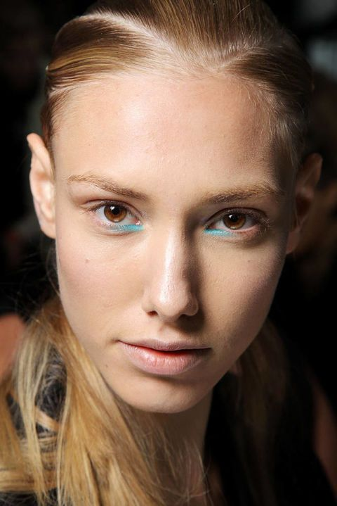 DAVID KOMA SPRING 2012 RTW BEAUTY 003