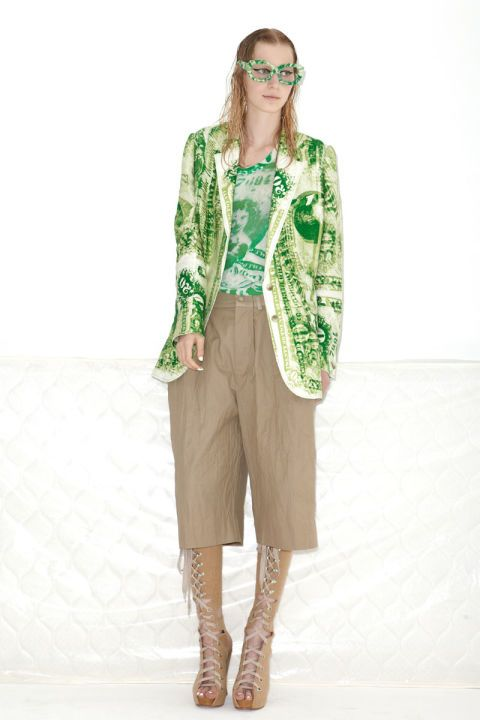 Acne Resort 2013 Fashion Week Photos