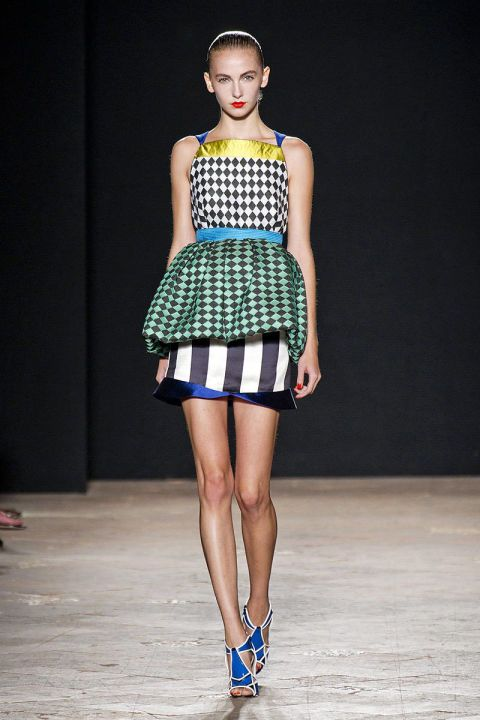 aquilano rimondi spring 2013 new york fashion week