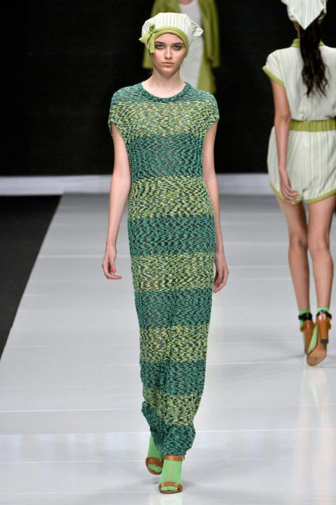 mauro gasperi spring 2013 ready-to-wear photos