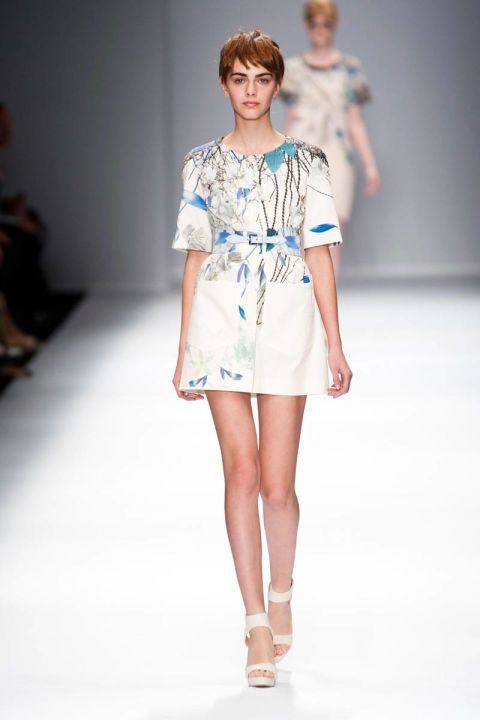 cacharel spring 2013 ready-to-wear photos