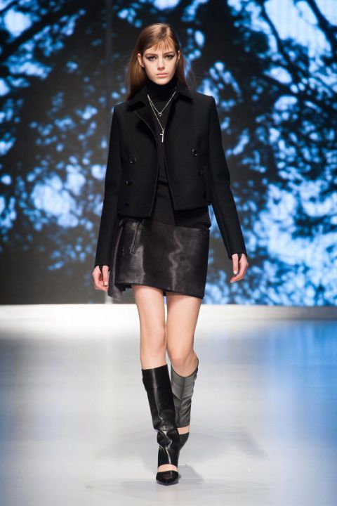 salvatore ferragamo fall 2013 ready-to-wear photos