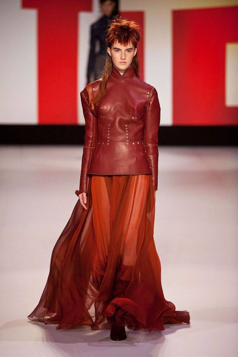 jean paul gaultier fall 2013 ready-to-wear photos