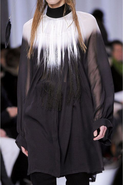 ann demeulemeester fall 2013 ready-to-wear photos