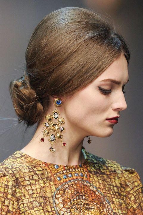 dolce and gabbana fall 2013 ready-to-wear photos