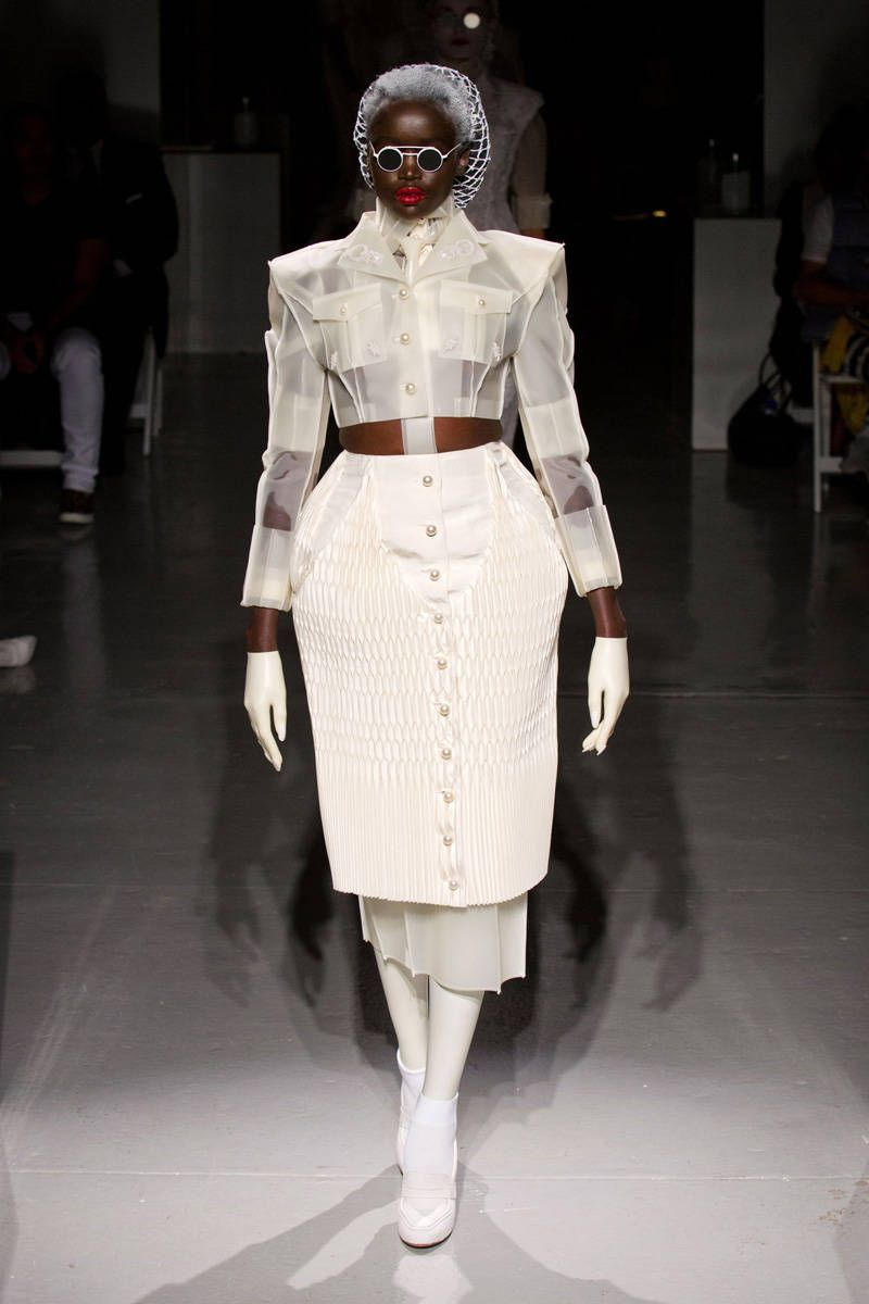 thom browne spring 2014 ready-to-wear photos