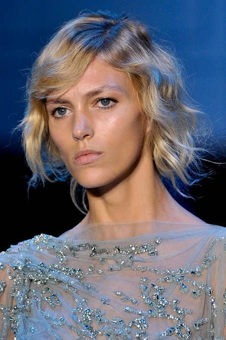 ELIE SAAB FALL 2011 HAUTE COUTURE BEAUTY 001