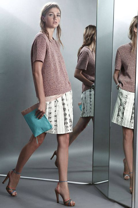 No 21 Resort 2012 Look 03