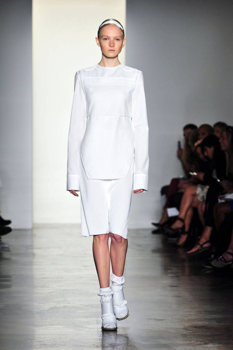 louise goldin spring 2014 ready-to-wear photos