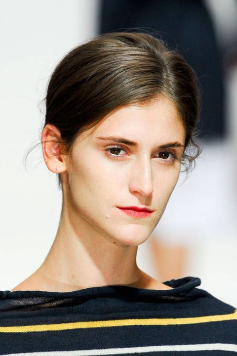 MARGARET HOWELL SPRING 2012 RTW BEAUTY 001
