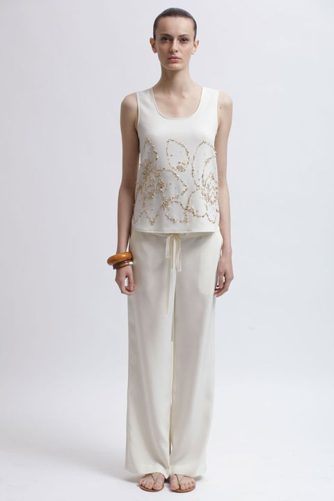 Mark & James by Badgley Mischka Resort 2013 Fashion Week Photos