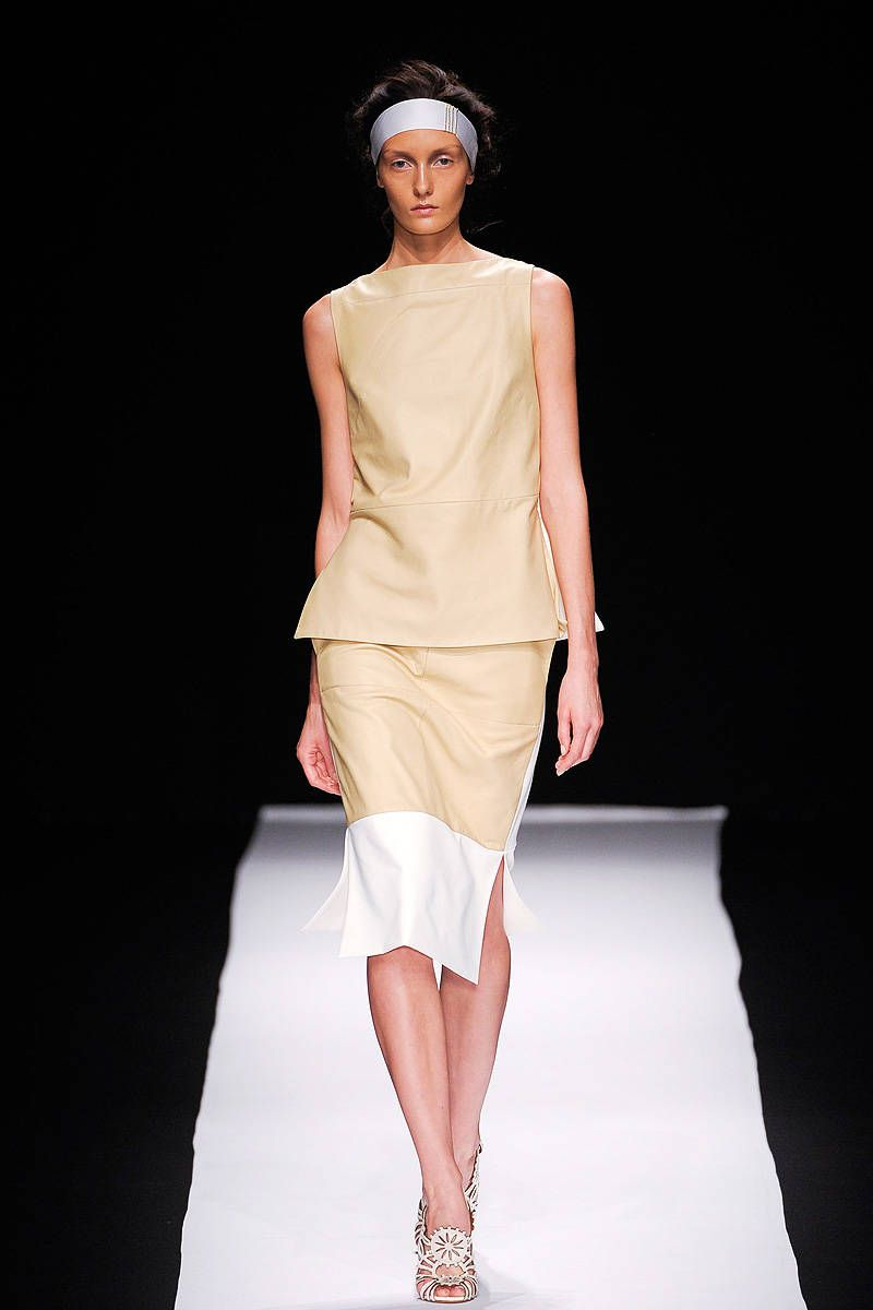 Chadwick Bell Spring 2013 Ready-to-Wear Photos