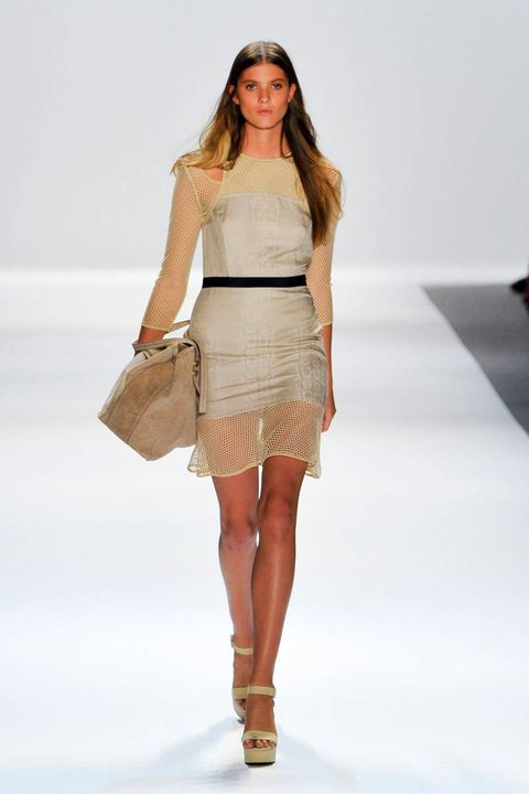 Charlotte Ronson Spring 2013 Ready-to-Wear Photos