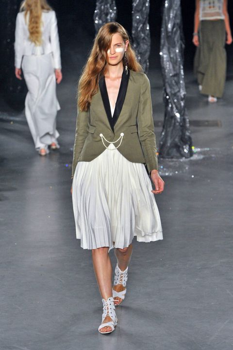 Band of Outsiders Spring 2013 Ready-to-Wear Photos