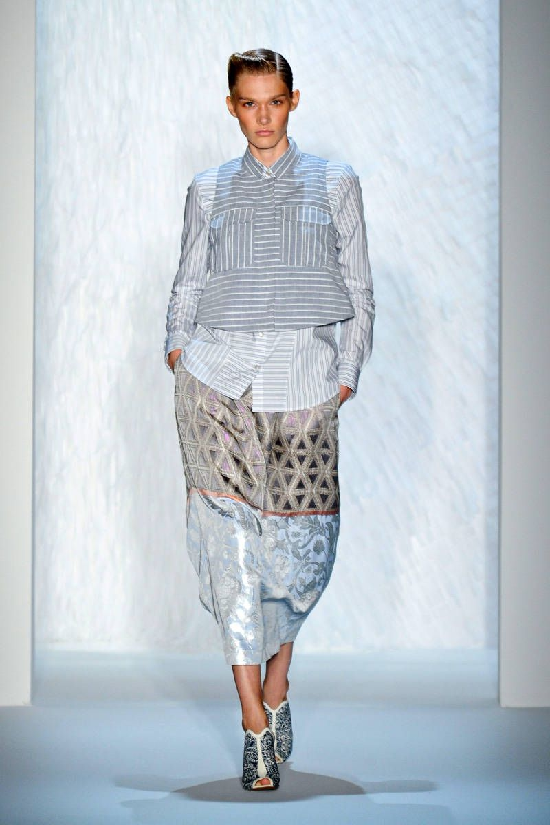 Suno Spring 2013 Ready-to-Wear Photos