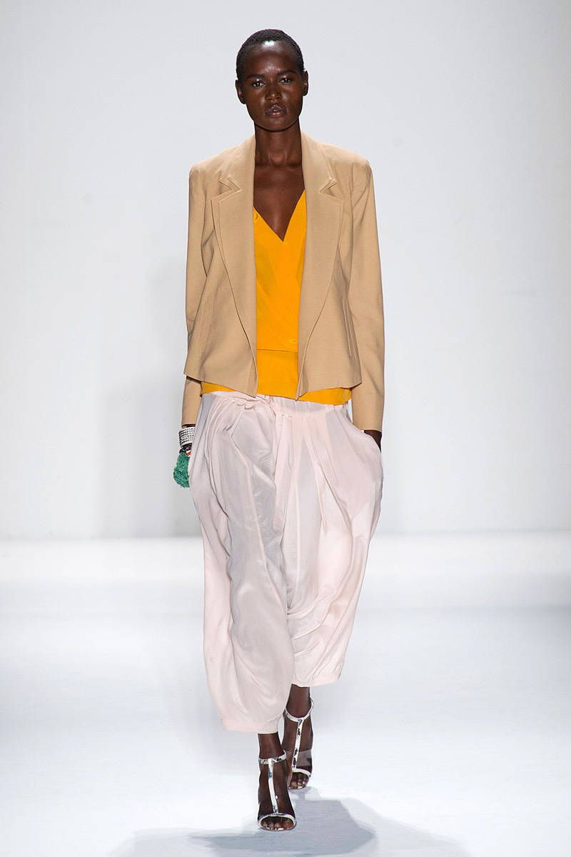 tracey reese spring 2013 new york fashion week
