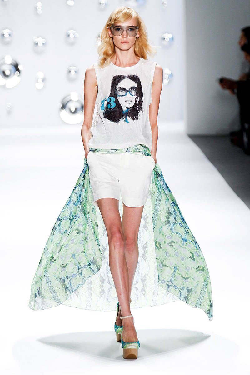 custo barcelona spring 2013 new york fashion week