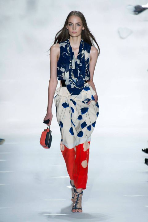 diane von furstenberg spring 2013 ready-to-wear photos