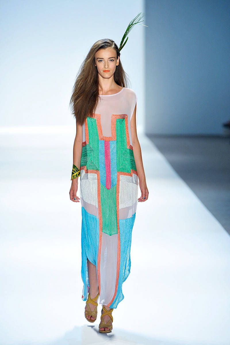 Mara Hoffman Spring 2013 Ready-to-Wear Photos