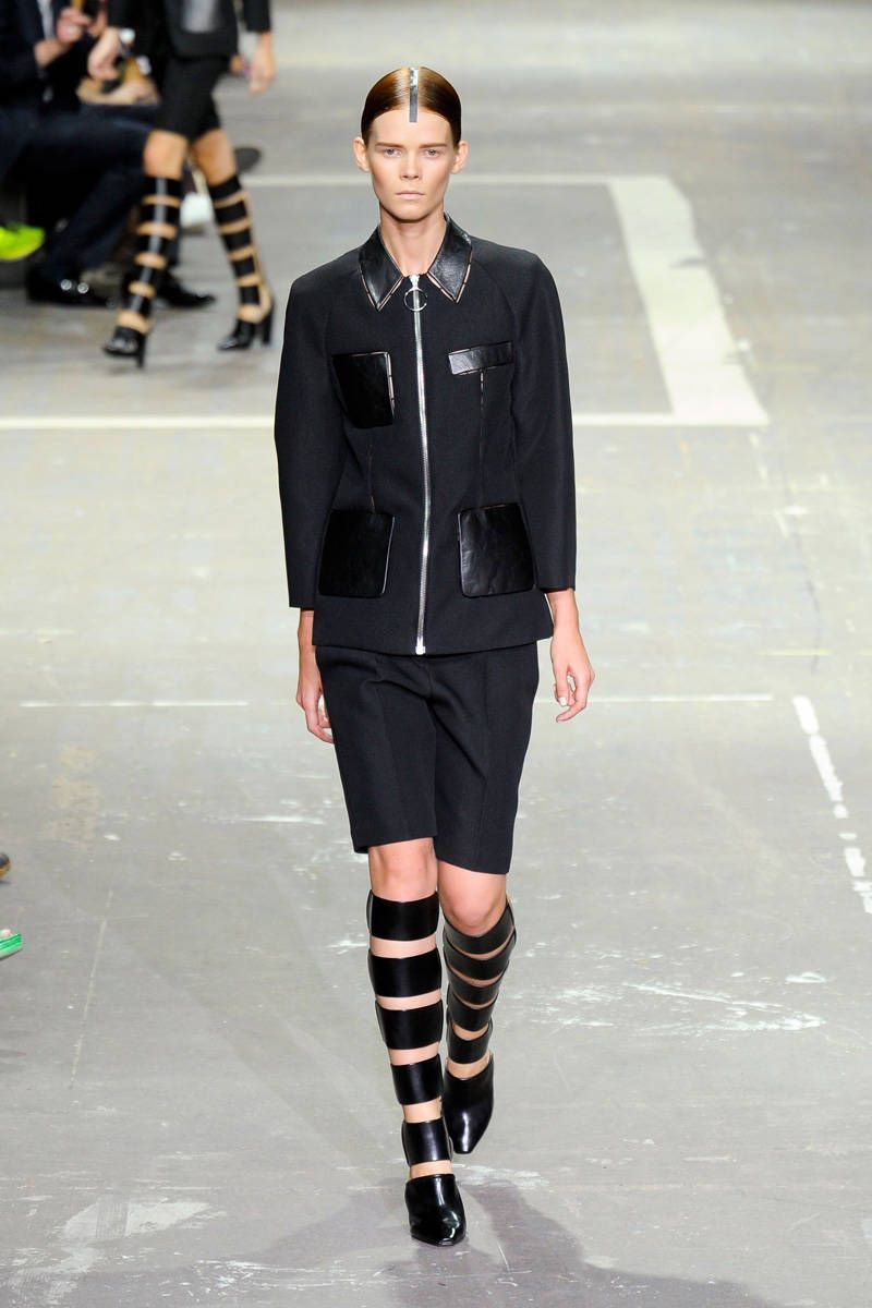 Alexander Wang Spring 2013 Ready-to-Wear Photos