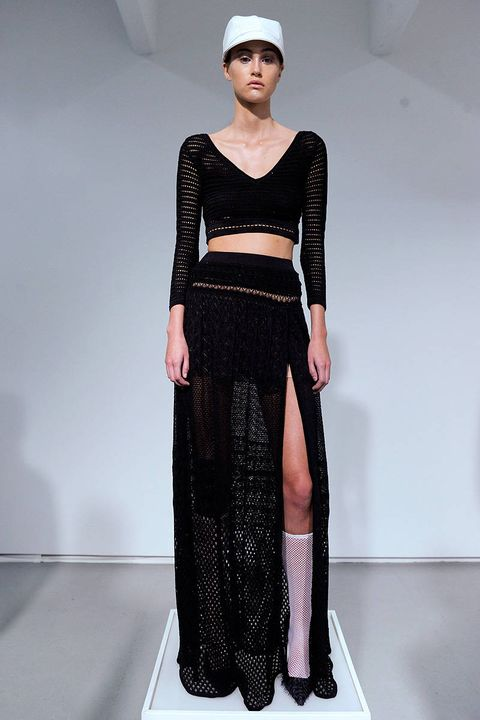 catherine malandrino black label spring 2013 new york fashion week