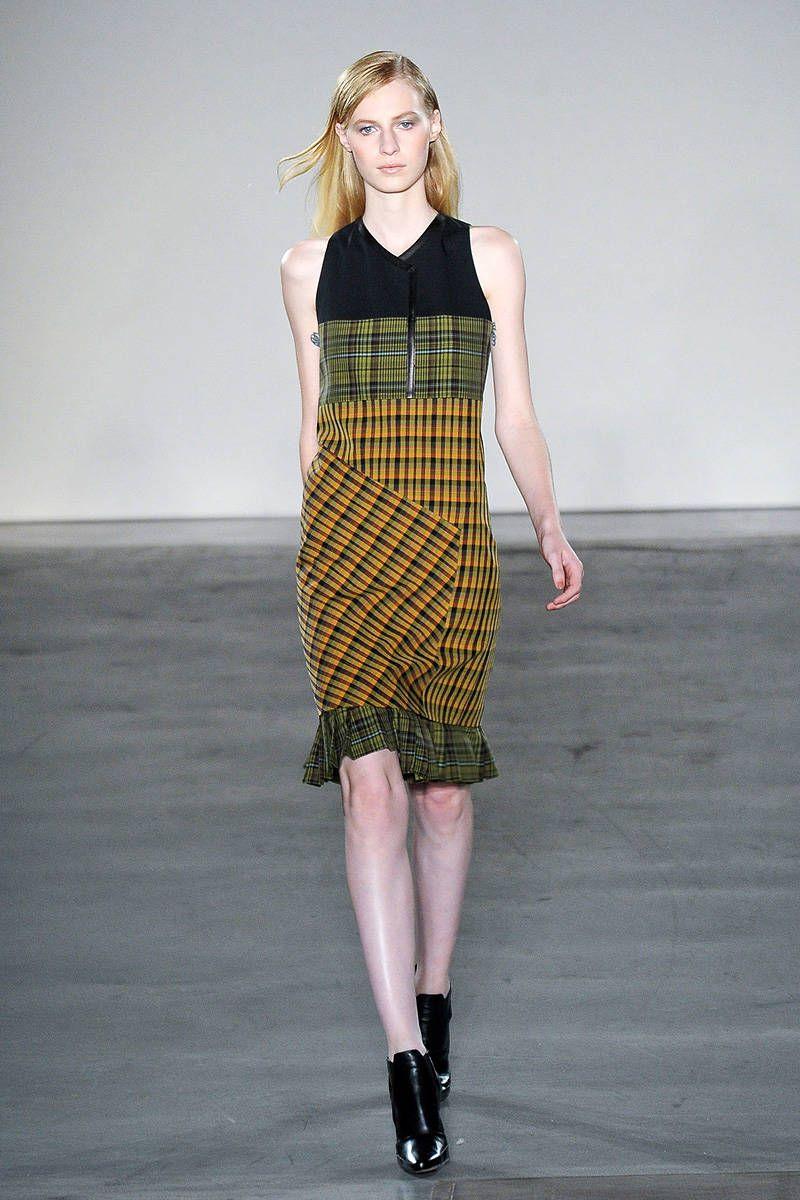 derek lam spring 2013 new york fashion week