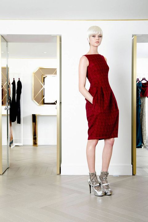 talbot runhof fall 2013 ready-to-wear photos
